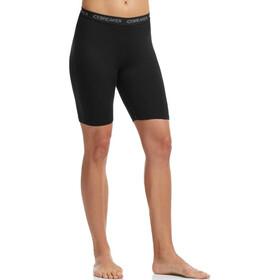 Icebreaker W's Zone Shorts Black/Mineral/Black